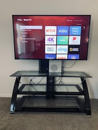 55in 4K TV with Stand Nampa