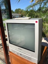 Tv w/ built in DVD player & remote Port Charlotte, 33952