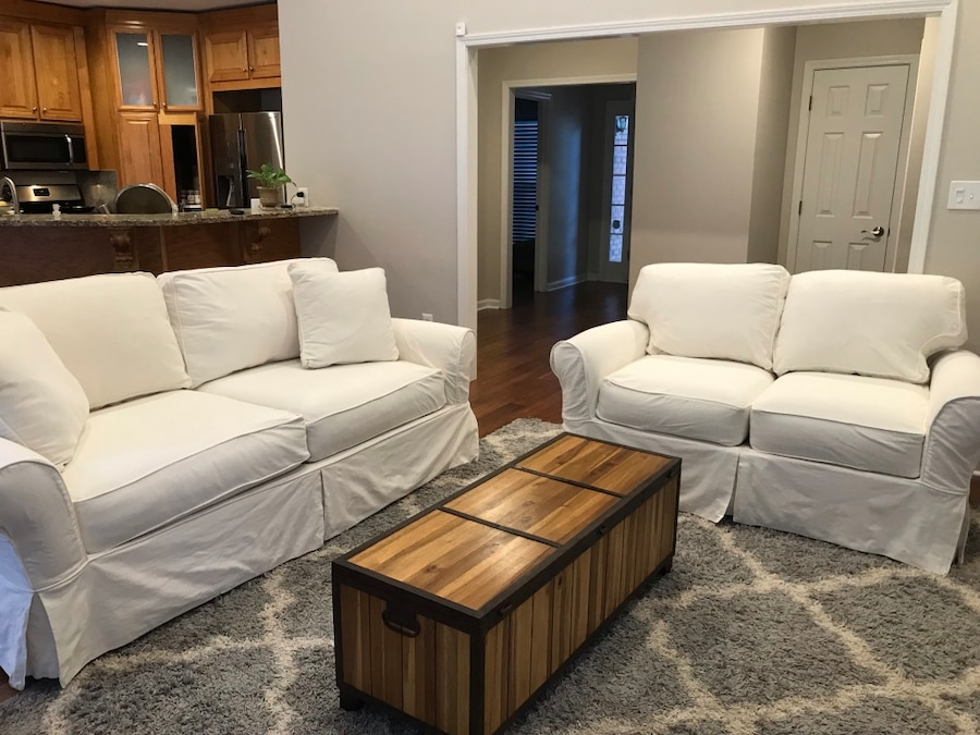 Cindy Crawford Home Sofa And Loveseat
