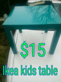 Ikea kids table or side table Vancouver, 98686