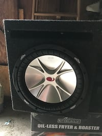 "12"" kickers speaker Howell, 07731"