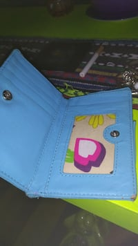 Really soft leather wallet. Look@other ads
