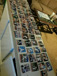 assorted baseball trading card collection Jacksonville, 28540