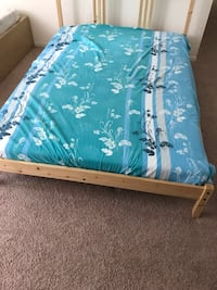 Twin size bed with mattress Cockeysville, 21030