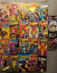 X-Men the Animated Series VHS Longueuil
