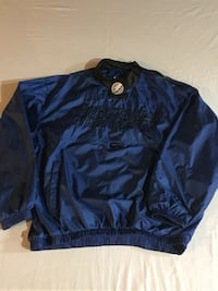 Vintage Tampa bay lightening windbreaker Milton, L9T