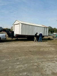 Storage shed movers