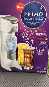 Home beverage maker