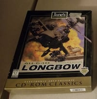 Computer game (Longbow only)