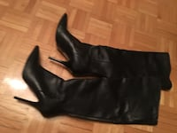 Boots, Made in Italy size 39, black Laval, H7X 1E2