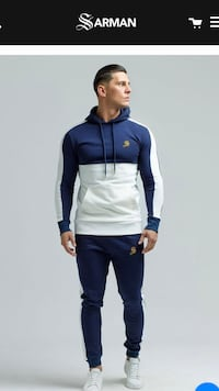 Sarman Men's tracksuits for sale m. Hoodies and pants  Brossard, J4Y 1P8