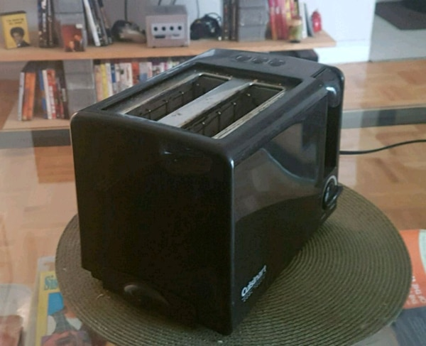 Cuisinart cool touch toaster
