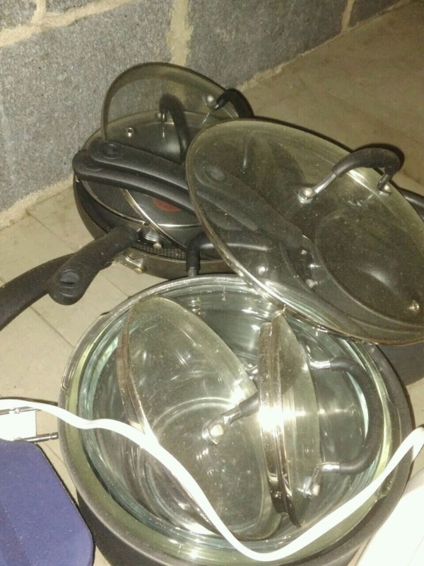 T-Fal Pots and Pans