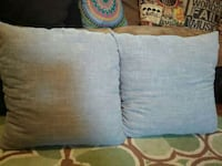 "2 Grey pillows 22"" Ottawa, 61350"