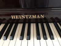 "Heintzman 48"" Upright Piano Roseville, 95747"
