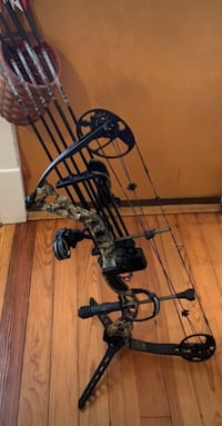 Black and gray compound bow Martinsburg, 25401