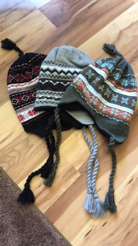 Stringer Beanies Lot of 3 Halawa, 96818