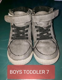 BOYS TODDLER 7 SHOES Leesburg