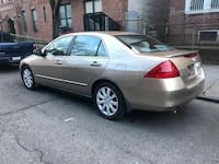 2006 Honda Accord Special Edition New York
