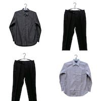 2 Men dress shirt and 2 pants San Jose
