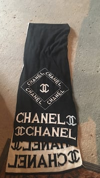 Black Chanel  scarf London, N6P 1G2