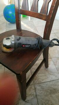 gray and black corded power tool 2103 mi