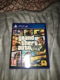 Grand Theft Auto Five PS4 spill tilfelle Sola, 4050