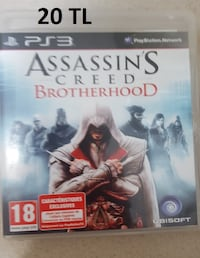 PS3 Assassins Creed Brotherhood. Üniversiteler Mahallesi