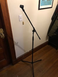 Mic Stand with Mic Clip
