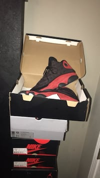 "Air Jordan ""Bred"" 13 basketball shoes 2013 Release New Orleans, 70126"
