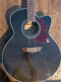 Washburn Cumberland acoustic electric guitar