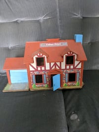 Fisher Price doll house Edmonton, T5T 0L5