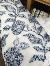 white and black floral textile Henderson, 89012