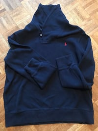 Polo Ralph Lauren 2 button collared pullover Sweater Mississauga, L5L 5V2