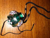 New Glass Bottle Necklace
