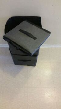 Free organization storage cloth bin