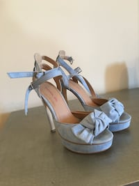 Material Girl heels size 7 Laval, H7W 2J4