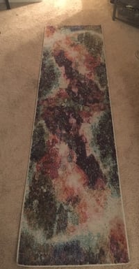 white, red, and green floral area rug Gig Harbor, 98335