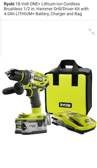 New in box -Ryobi  Reston, 20190