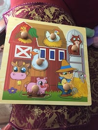farmhouse peg puzzle