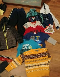 toddler's assorted clothes Boisbriand, J7H 1K3