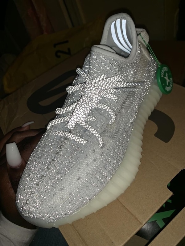 c7384dc65 Used Yeezy static 350 for sale in New York - letgo