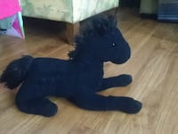 Adorable black horse Desloge, 63601