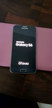 Samsung S6 pending pick up Tuesday