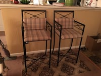 Beautiful Bar Chairs Solid Metal Chairs Germantown, 20874