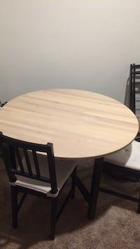 IKEA Kitchen Table with 4 chairs For sale Orlando, 32826