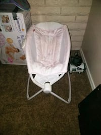baby's white and pink bouncer Phoenix, 85021