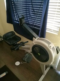 gray and black elliptical trainer Victorville, 92392