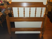 Oak Ethan Allen twin headboard Shreveport, 71106