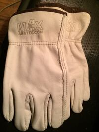 MAX Leather Drivers Gloves size L